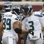 Seahawks throttle Vikings on road, returning to dominant form