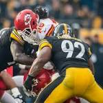 Chiefs playoff hopes dim in 20-12 loss to Steelers