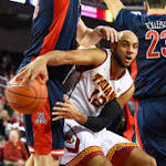 COLLEGE BASKETBALL: USC stuns Arizona in four overtimes