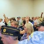 Veterans detail VA hospital problems