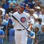 MLB roundup: Kris Bryant whiffs 3 times in Cubs debut