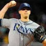 D-backs acquire Hellickson from Rays