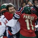 Tom Wilson Gets Fined $2000 By NHL For Embellishment