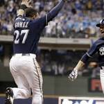 WISCONSIN SPORTS ROUND-UP: Brewers win 50th game on Braun's walk-off ...
