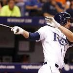 Angels acquire OF/DH Matt Joyce for RHP Kevin Jepsen
