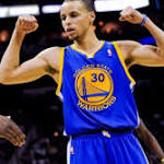 Golden State Warriors – Stephen Curry Enjoying the Weak Opponent
