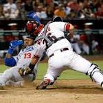 Dose of Venom: Dodgers take advantage of wild Cahill, overturned calls in win ...