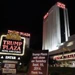 Trump name coming off closed casino