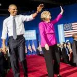 Ready for prime time: The Barack, Bill, Hillary and Bernie show