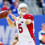 Cards QB Stanton to get another start in place of Palmer
