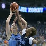 UNC's Late Night Blue-and-White dances into overtime