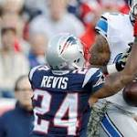 Darrelle Revis' Latest Heroics Among Takeaways From Patriots' Win Over Lions