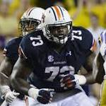 Greg Robinson leading Auburn into the NFL Draft