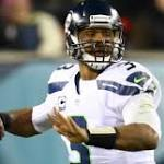 Russell Wilson's agent 'optimistic' about contract situation