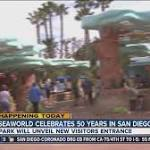 SeaWorld celebrates 50 years amid controversy