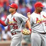 Cardinals leave Wrigley with no doubt they can compete with Cubs
