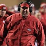 The pupil is the favorite when Bret Bielema faces Bill Snyder in the Liberty Bowl