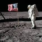 NASA honors first man on the moon