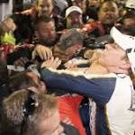 Gordon-Keselowski fisticuffs are nothing new to NASCAR