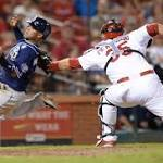 Matheny finally gets to sit back relax and let replay work in the Cards favor