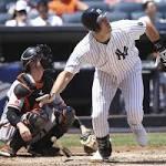 Yankees Insider: Mark Teixeira pays homage to Ken Griffey Jr.