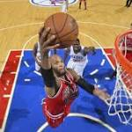 Sixers put up a fight before falling to the Bulls