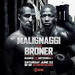 BROOKLYN BEEF Malignaggi-Broner Weigh-In Report