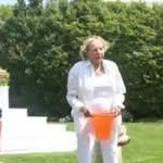 Ethel Kennedy challenges Obama for ALS Ice Bucket Challenge