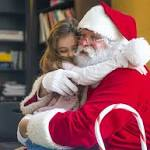 St. Nick's wish is for 'everyone to be happy'