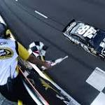 Johnson wins NASCAR Sprint Cup event