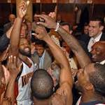 Baron Davis looking to re-write ending to his storied career