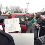 Protesters call for justice in police shooting death