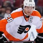Flyers Fall To Red Wings, 5-2