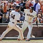 Crawford's walk-off homer lifts Giants over Rockies 5-4
