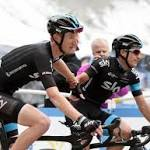 Sky takes control on Baldy, but Alaphilippe takes the win