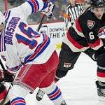 NHL Notes: Rangers trade Derick Brassard to Senators for Mika Zibanejad