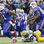Rambo Steps in to Help Bills Beat Packers 21-13