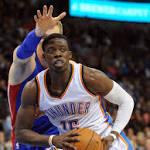 Thunder trade Reggie Jackson to Pistons in multi-player deal