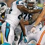 Panthers: Benjamin's rookie mistakes produce lesson vs. Chiefs