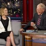 Letterman packing his show with stars as end nears