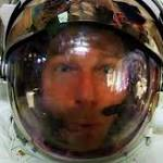 Water Found In Astronaut's Helmet