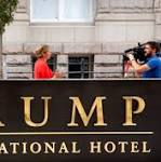 Trump's business empire poses unprecedented potential conflicts of interest