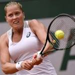 American Shelby Rogers reaches fourth round at French Open