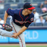 Minnesota Twins pitcher Tommy Milone struggles with control in loss to New York Yankees