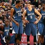 Record four Wolves named to Rising Stars game