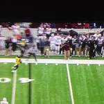 Texas A&M staff member throws punches at West Virginia players (Video)