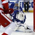 Second-period analysis: Red Wings 1, Lightning 1