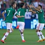 Tom Marshall: Five takes for Mexico vs. USA
