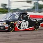 Auto racing roundup: Fort Kent's Austin Theriault finishes 10th in NASCAR truck ...