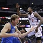Mavs go for LA sweep, face Lakers
